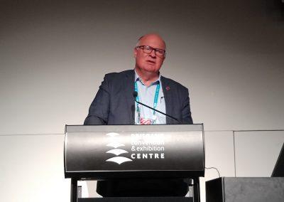 Andrew Dettmer, AMWU President, July 2018