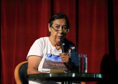 Aunty Sue talking - Kataoka Kazushi