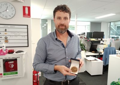 Glenn Fowler, AEU ACT, June 2018